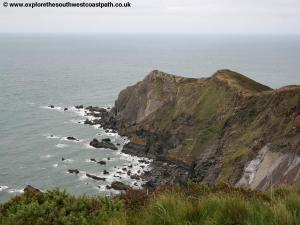 Higher Sharpnose Point