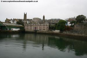 The inner harbour, Penzance