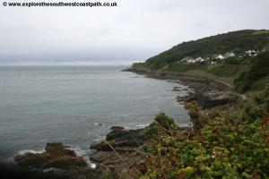 Between Newlyn and Mousehole