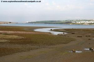 Chesil Beach and the Fleet from Wyke Regis
