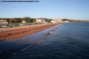 View from Paignton Pier