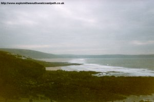 Woolacombe from Morte Point