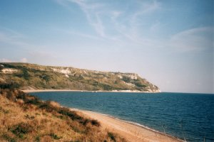 White Nothe from Ringstead Bay