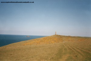 The Daymark Tower on Stepper Point