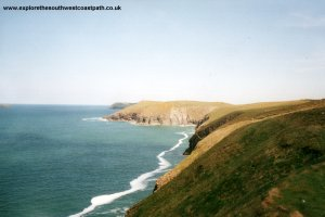 Stepper Point and Pentire Point