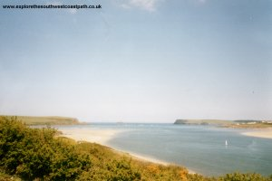 The Camel Estuary and Harbour Cove