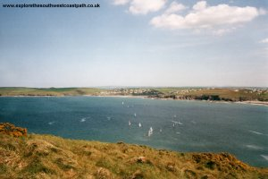 Polzeath and the Camel Estuary